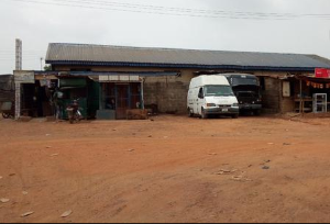 Warehouse Commercial Property for sale Off Ajuwon Road, Akute Ifako Agege Lagos