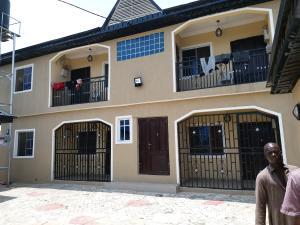 2 bedroom Flat / Apartment for rent unity estate  Igbogbo Ikorodu Lagos - 0
