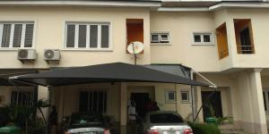 3 bedroom House for rent Pine wood road, off palm avenue,New Horizons 3 estate lekki right side Lekki Phase 1 Lekki Lagos