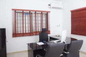 Office Space Commercial Property for shortlet Jide Oki Ligali Ayorinde Victoria Island Lagos