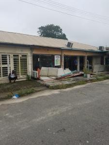 Shop Commercial Property for rent Estate complex off Frank kokore street  Abraham adesanya estate Ajah Lagos