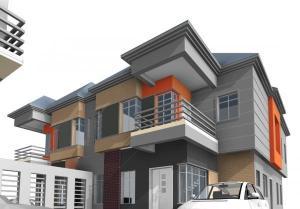 4 bedroom Semi Detached Duplex House for sale . Igbo-efon Lekki Lagos