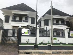 5 bedroom Detached Duplex House for sale osapa Osapa london Lekki Lagos - 0
