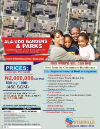 Serviced Residential Land Land for sale Onitsha owerri road ogbaku by winners chapel camp site Owerri Imo