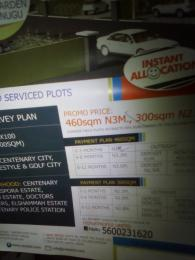 Serviced Residential Land Land for sale Centenary city ENugu lifestyle  Golf city Oji-River Enugu