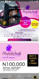Mixed   Use Land Land for sale 2 Minutes Drive From Lacapaign Tropicana  Eleko Ibeju-Lekki Lagos