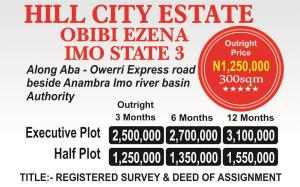 Residential Land Land for sale Along Aba-Owerri Express Road, beside Anambra-Imo River Basin Authority, Imo State  Owerri Imo