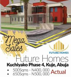 Residential Land Land for sale Future Homes Kuje Abuja