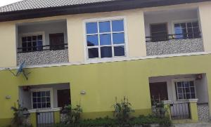 3 bedroom Semi Detached Duplex House for rent Eliozu Farm Road; Eliozu Port Harcourt Rivers