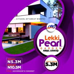 Serviced Residential Land Land for sale Abijo, sharing fence with Amity Estate.Lagos Abijo Ajah Lagos
