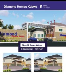 Residential Land Land for sale Biaji Road, by Khalif Filling station, just before Dantata Estate Kubwa Kubwa Abuja