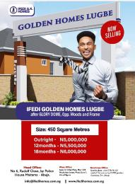 Residential Land Land for sale After glory dome, dunamis church opposite wood and frame, airport road, Lugbe Abuja