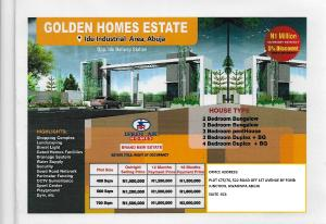 Residential Land Land for sale Opposite the train station  Idu Abuja
