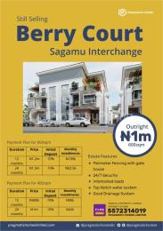 Residential Land Land for sale Sagamu Interchange Sagamu Sagamu Ogun
