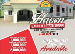 Residential Land Land for sale Along UDI Road by Four Corner Junction, Enugu Udi Agwu Enugu