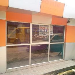 1 bedroom mini flat  Shop Commercial Property for rent Nuru oniwo off adelabu surulere  Adelabu Surulere Lagos