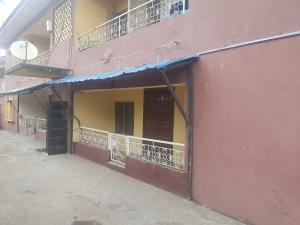 3 bedroom Shared Apartment Flat / Apartment for rent Adebayo street off agbonyin street  Adelabu Surulere Lagos