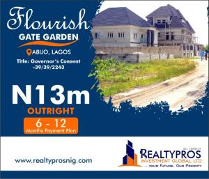 Residential Land Land for sale Abijo, Lagos Abijo Ajah Lagos