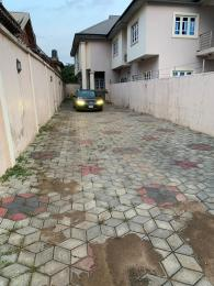 3 bedroom Semi Detached Duplex House for sale Akpomuje street off bayo oyewale street by balogun. Ago palace Okota Lagos