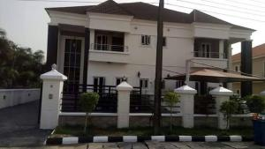 4 bedroom Detached Duplex House for sale Crown estate Lagos Island Lagos Island Lagos