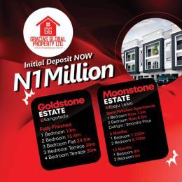 2 bedroom Penthouse Flat / Apartment for sale Sangotedo Ajah Lagos