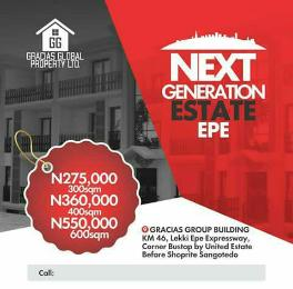 Land for sale Epe Epe Road Epe Lagos