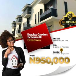 Residential Land Land for sale Ise town ibeju Lekki Lagos Ise town Ibeju-Lekki Lagos