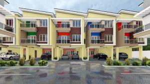 5 bedroom Terraced Duplex House for sale . Town planning way Ilupeju Lagos