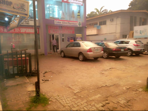 Commercial Property for rent by deeper life church Ifako-gbagada Gbagada Lagos