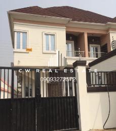 5 bedroom Semi Detached Duplex House for sale . Ologolo Lekki Lagos