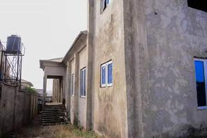 Warehouse Commercial Property for sale Plot 51,Inaolaji Estate, Sharp corner/Wema Bank Road , Oluyole  Ibadan Oyo
