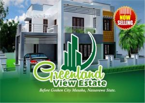 Residential Land Land for sale GreenLand View Estate, New Nyanya Karu Nassarawa