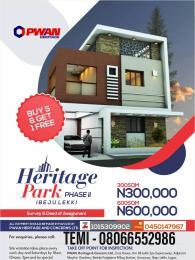 Mixed   Use Land Land for sale Ashagun, Ode-Omi Road LaCampaigne Tropicana Ibeju-Lekki Lagos