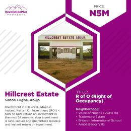 Mixed   Use Land Land for sale Lugbe Abuja
