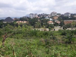 Residential Land Land for sale Ministers Hill Colorado street off Alvan Ikoku way  Maitama Abuja