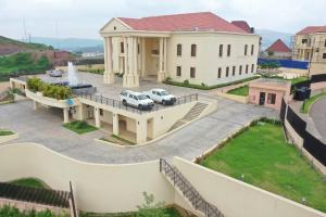 House for rent Sunrise Hilltop Mansion Asokoro Abuja
