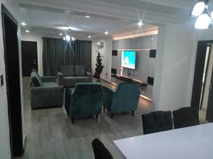 3 bedroom Penthouse Flat / Apartment for shortlet Ikoyi  Osborne Foreshore Estate Ikoyi Lagos