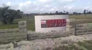 Land for sale Hopewell Park Estate is located Some minutes away from the multi billion dollar Dangote refinery and Some minute to La Campagne tropicana resort. LaCampaigne Tropicana Ibeju-Lekki Lagos