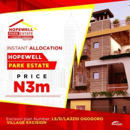 Land for sale lapakun ibeju lekki Ibeju-Lekki Lagos
