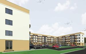 Hotel/Guest House Commercial Property for sale Abule Egba Lagos