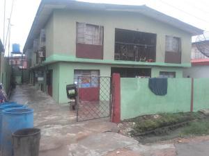 3 bedroom Flat / Apartment for sale Akilo Road, Latter rain bus stop,  Agege Lagos