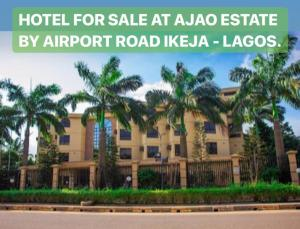 Hotel/Guest House Commercial Property for sale Off Airport road Ajao Estate Isolo Lagos