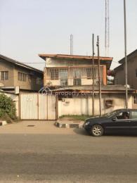 Blocks of Flats House for sale Calcuta Street, Apapa Wharf Apapa road Apapa Lagos
