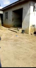 Detached Bungalow House for sale Ige Estate, Alagbado off AlT road  Alagbado Abule Egba Lagos