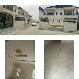 4 bedroom Semi Detached Duplex House for sale Chevron Alternative Drive Lekki chevron Lekki Lagos