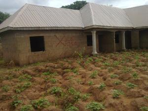 House for sale off George Akume way, owner occupiers  estate Makurdi Benue