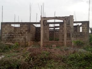 Land for sale No2 Gidigba Street ,Hilltop Quarters, off Airport/Ogba Roaf Edo