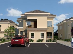 4 bedroom Detached Duplex House for sale Urban Shelter - Sarauniya Estate Lugbe Abuja