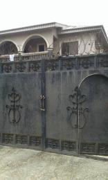 House for sale new road Ago palace Okota Lagos