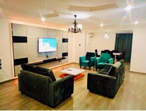 3 bedroom Flat / Apartment for shortlet Off Ondo Str  Banana Island Ikoyi Lagos